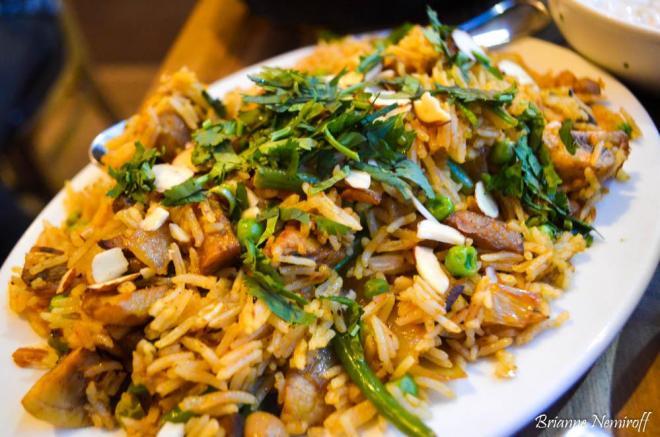 Restaurant Review Maruti Indian Restaurant In Portland